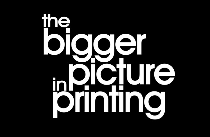 The Bigger Picture in Printing logo