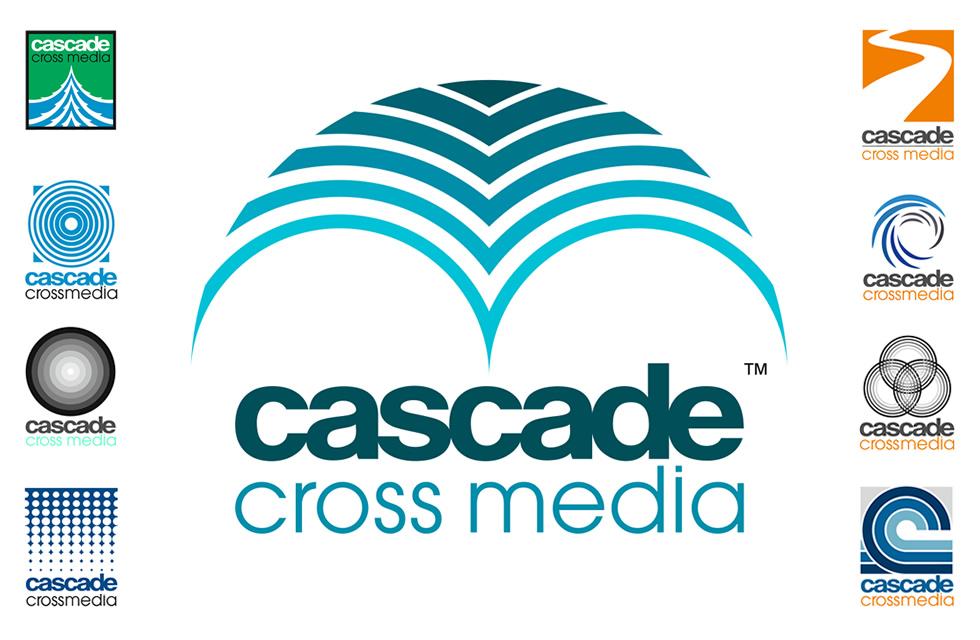 Cascade Cross Media logo