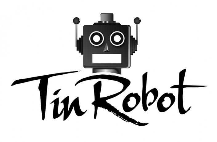 Tin Robot logo