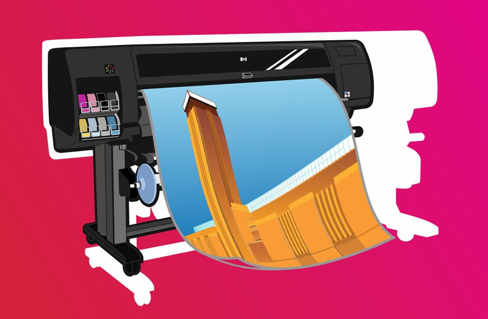 Tate Modern HP Printer Demos