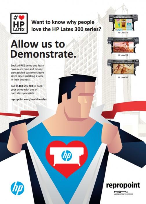 Press Ad Latex Printers