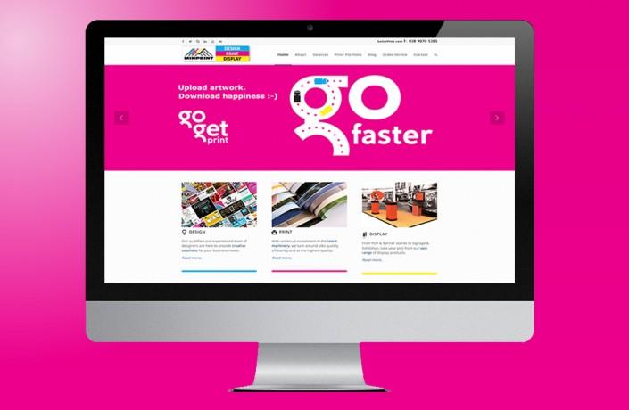 Minprint Website