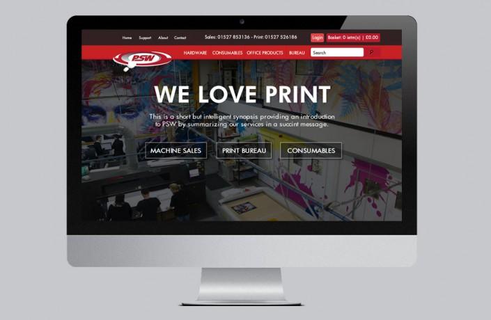 Web Design PSW