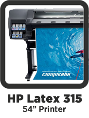 HP Latex 315