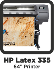 HP Latex 335
