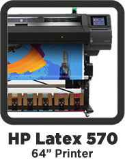 HP Latex 570