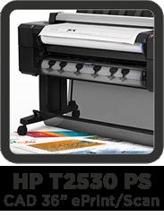 HP Designjet T2530 PS